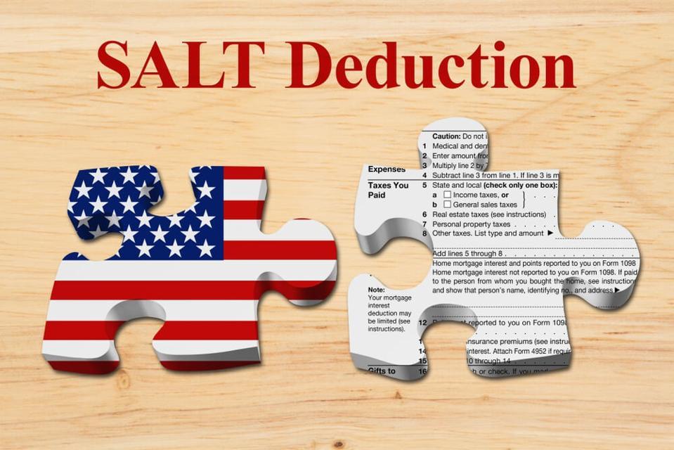 SALT Cap on Federal Deduction
