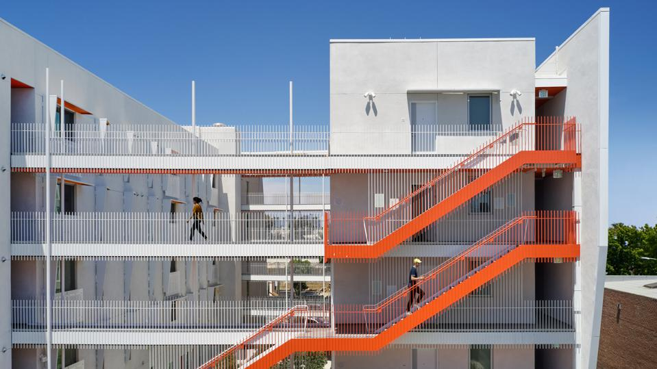 Housing development in California