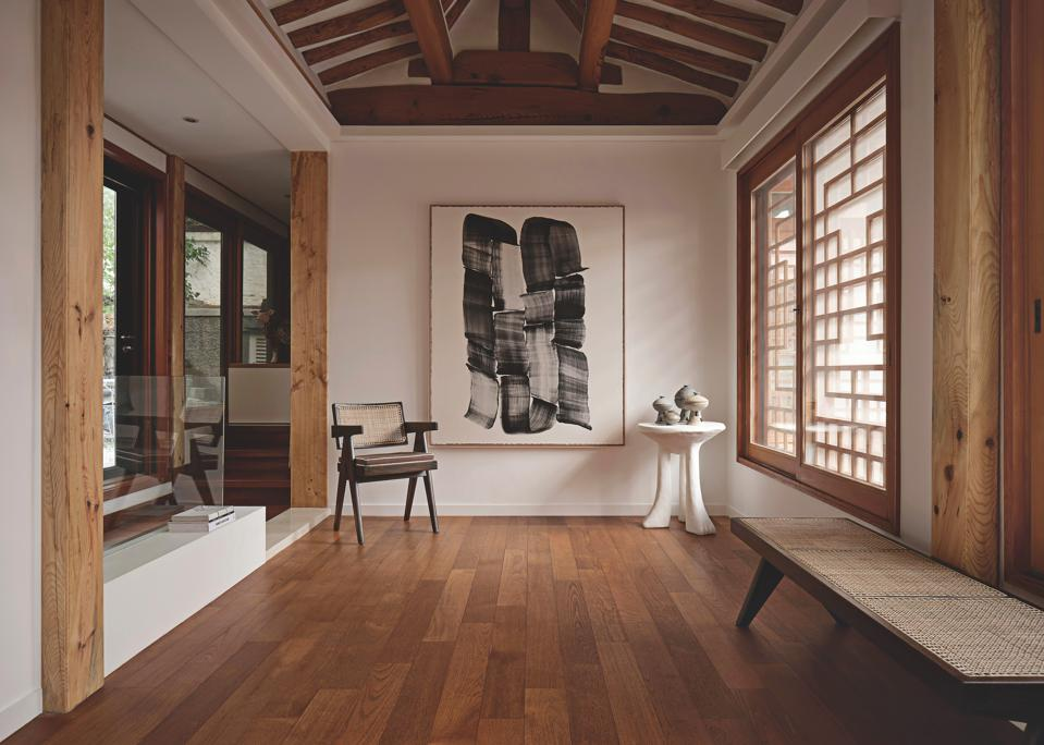 Teo Yang Studio: Gyedong Hanok Residence, Seoul, South Korea,