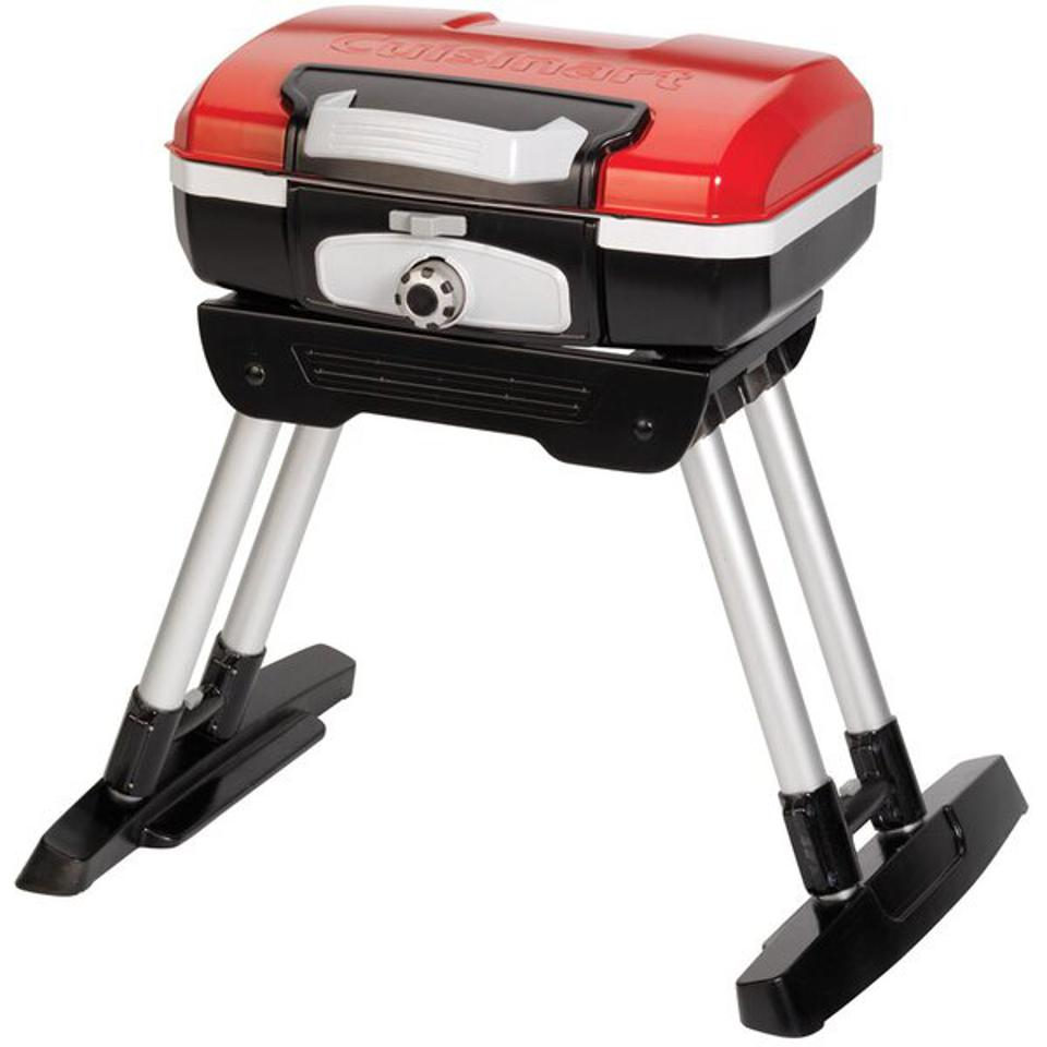 Memorial day grill sales: Cuisinart Single Burner Portable Liquid Propane 5500 BTU Gas Grill & Reviews   Wayfair