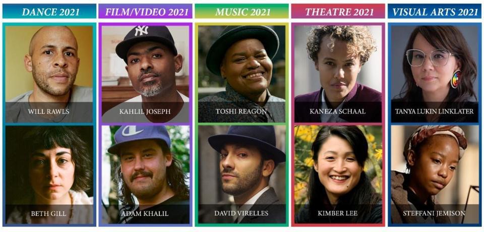 Artists chosen for 2021 Herb Alpert Award