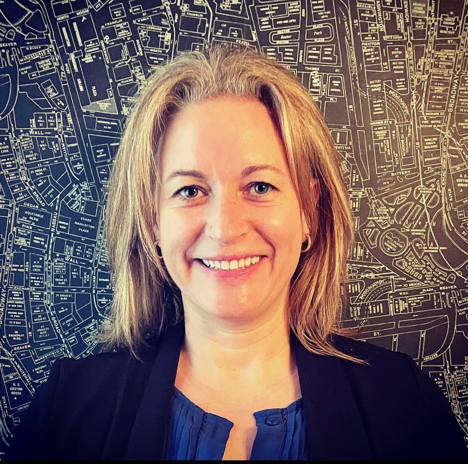 Lori Englebert, SVP Commercial and Business Development