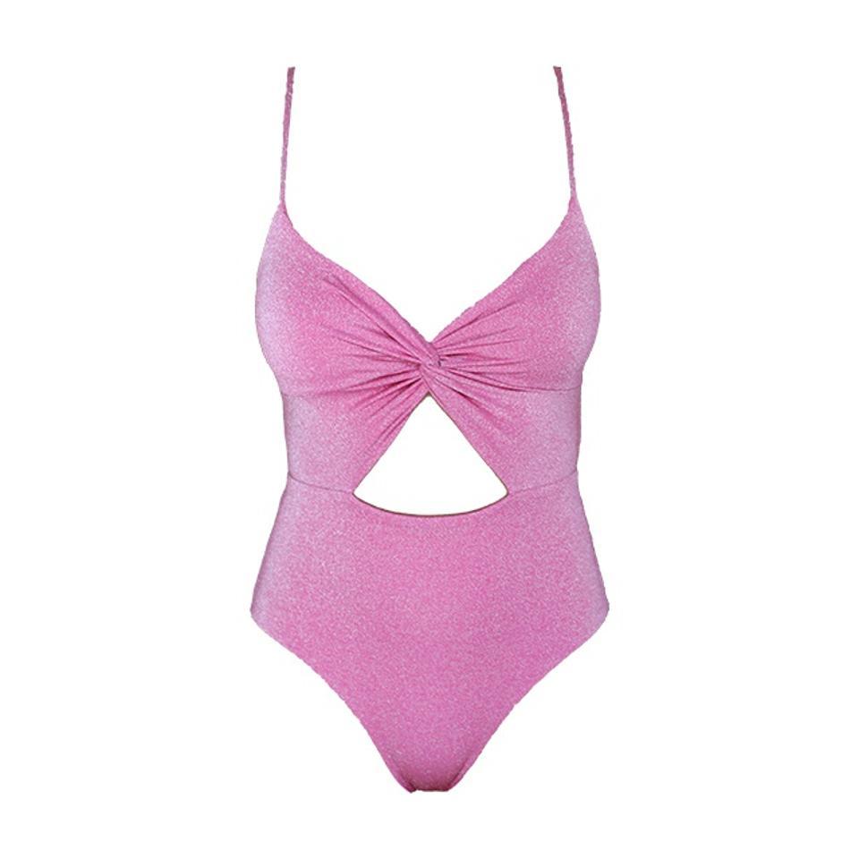 Malibu Barbie® × L*Space Kyslee One Piece Swimsuit