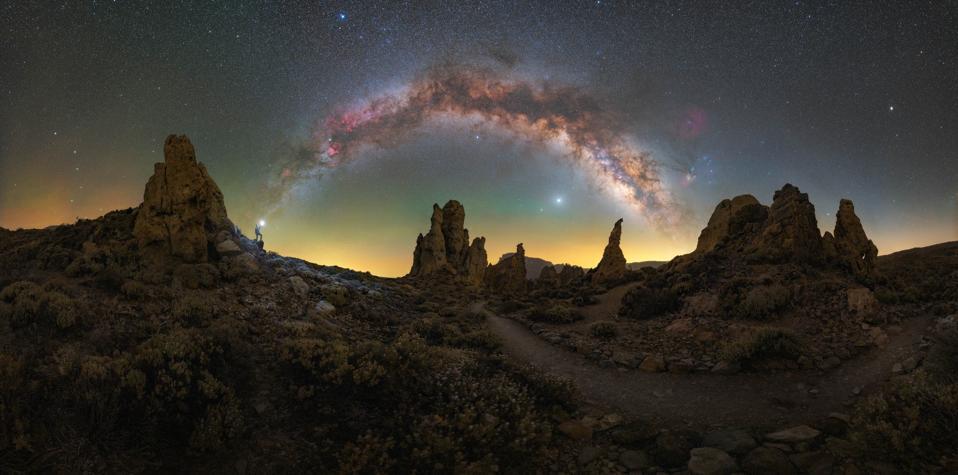 Tenerife, Canary Islands, Spain stargazing