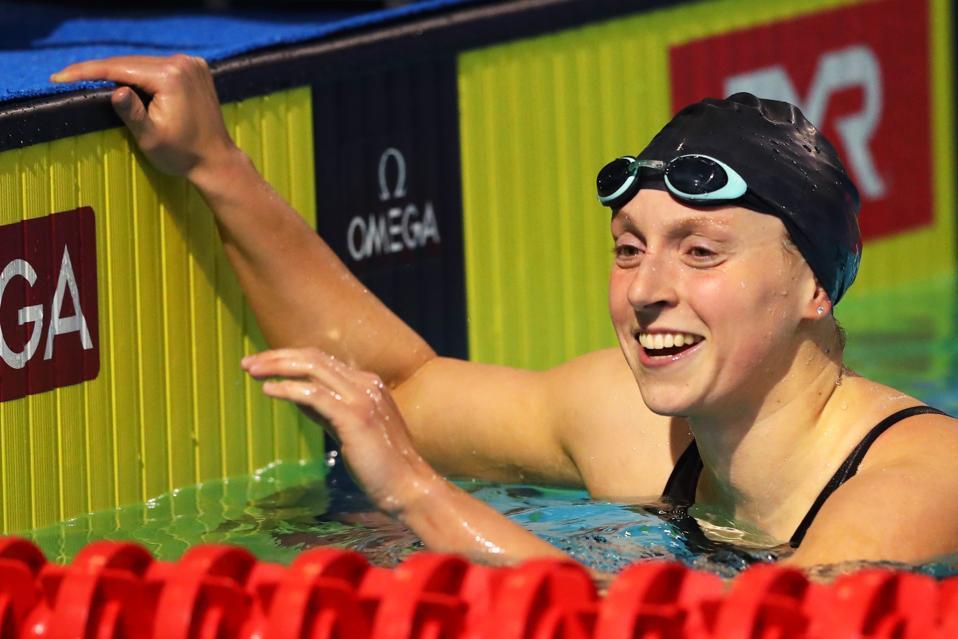 Katie Ledecky @ TYR Pro Swim Series at Des Moines