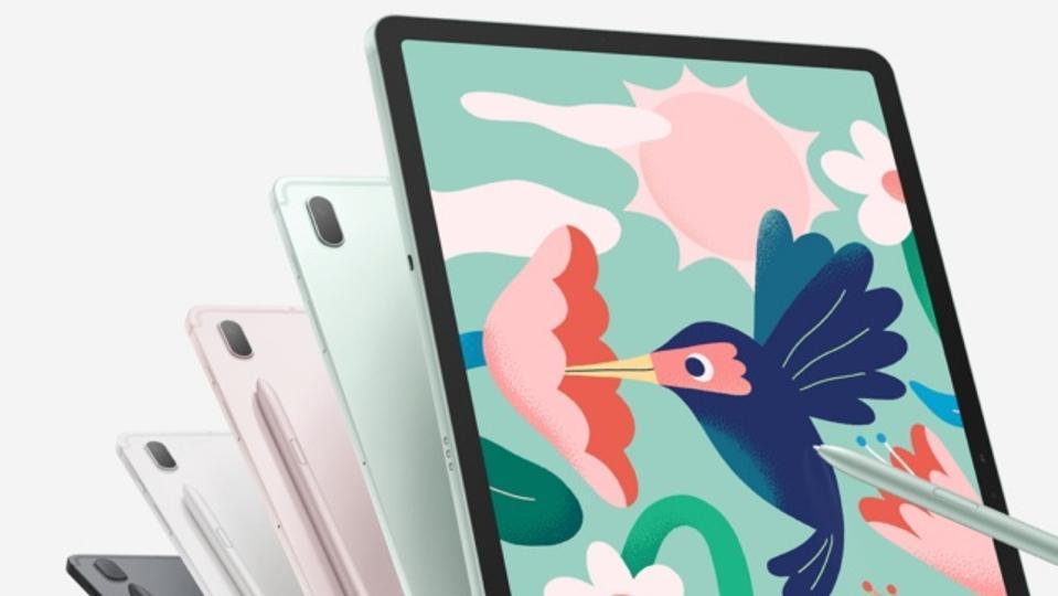 Galaxy Tab S7 Fan Edition