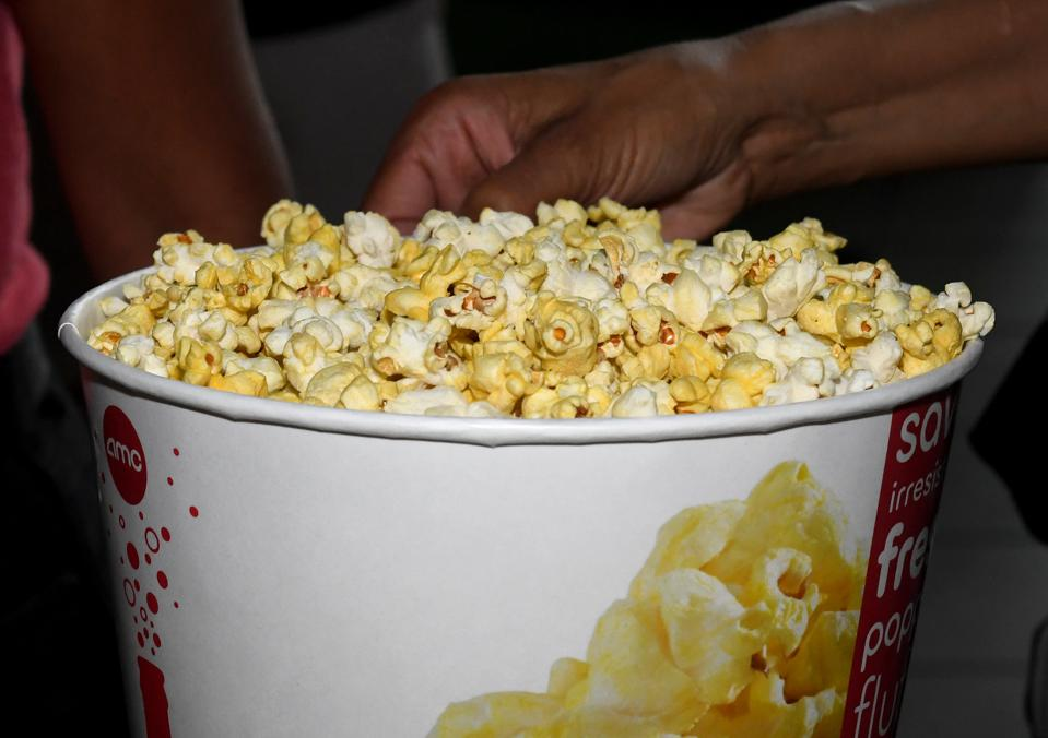 AMC Theatres Reopens Its Doors By Celebrating 100 Years Of Operations With ″Movies In 2020 At 1920 Prices″