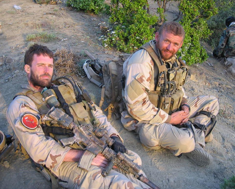 SEAL Lt. Michael P. Murphy Is Killed During A Reconnaissance Mission In Operation Red Wing