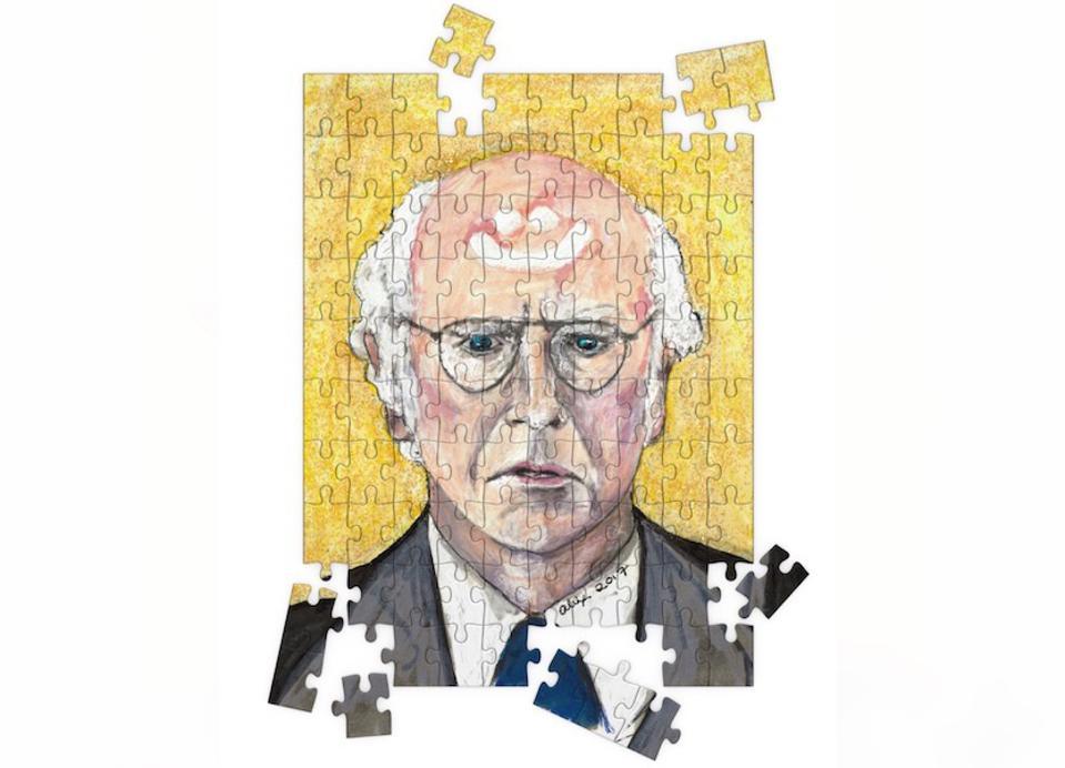 Larry David Puzzle