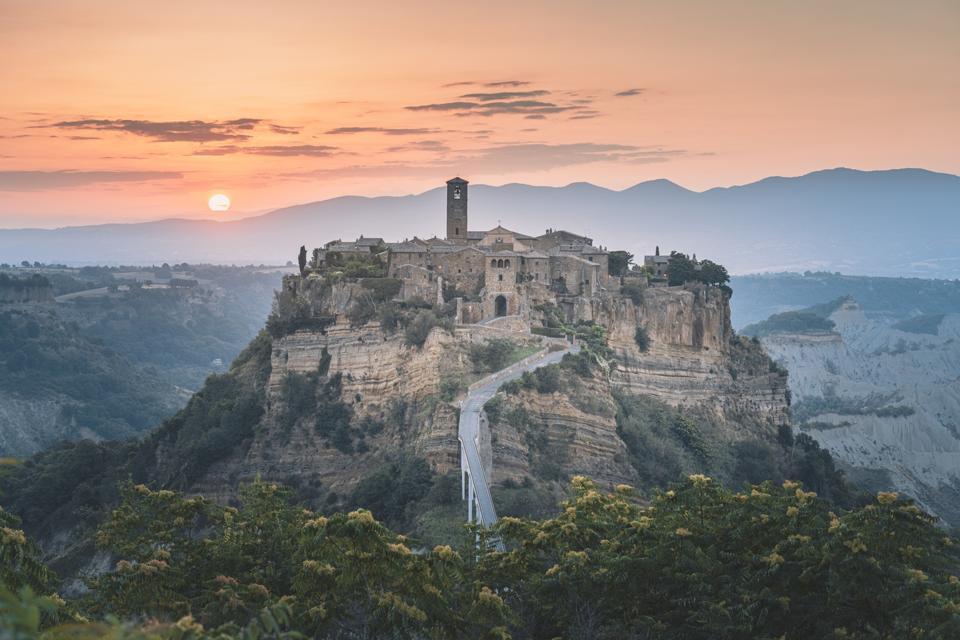 Civita de Pacnoregio, Italia