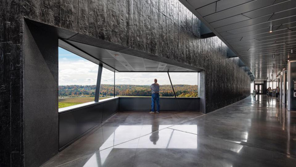The Flight 93 Visitor and Learning Center