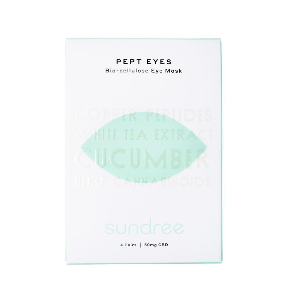 Sundree Pept Eyes Bio-Cellulose Eye Mask