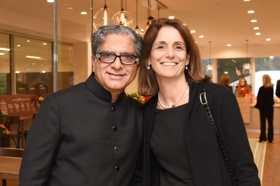 Robert Reiss and Deepak Chopra and Mimi Guarneri