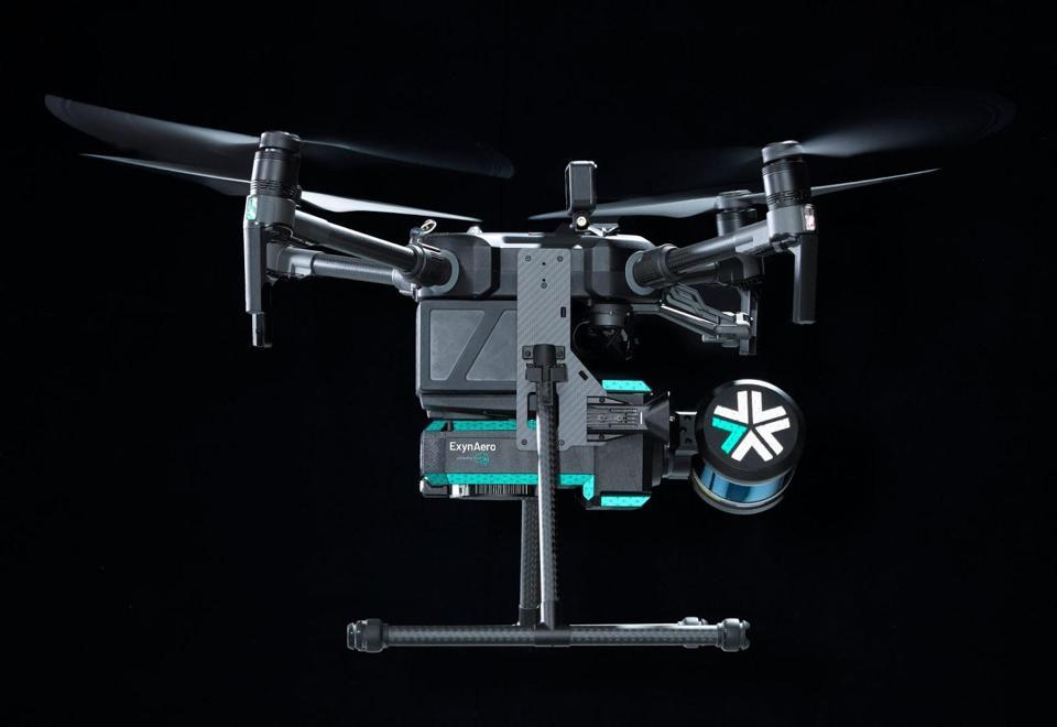 An Exyn Technologies autonomous drone
