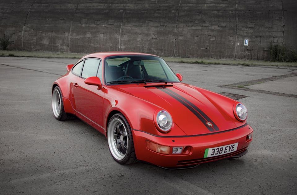 Everrati electric Porsche 911 (964)
