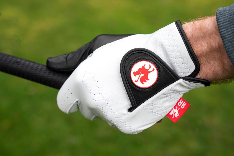 Red Rooster golf glove