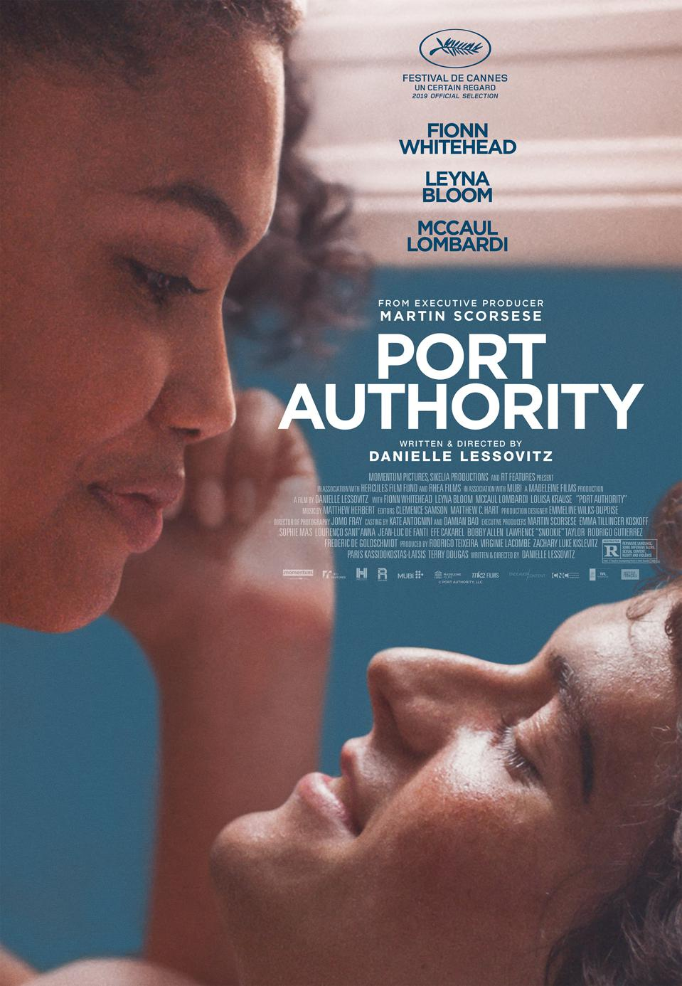 Leyna Bloom and Fionn Whitehead star in ″Port Authority.″