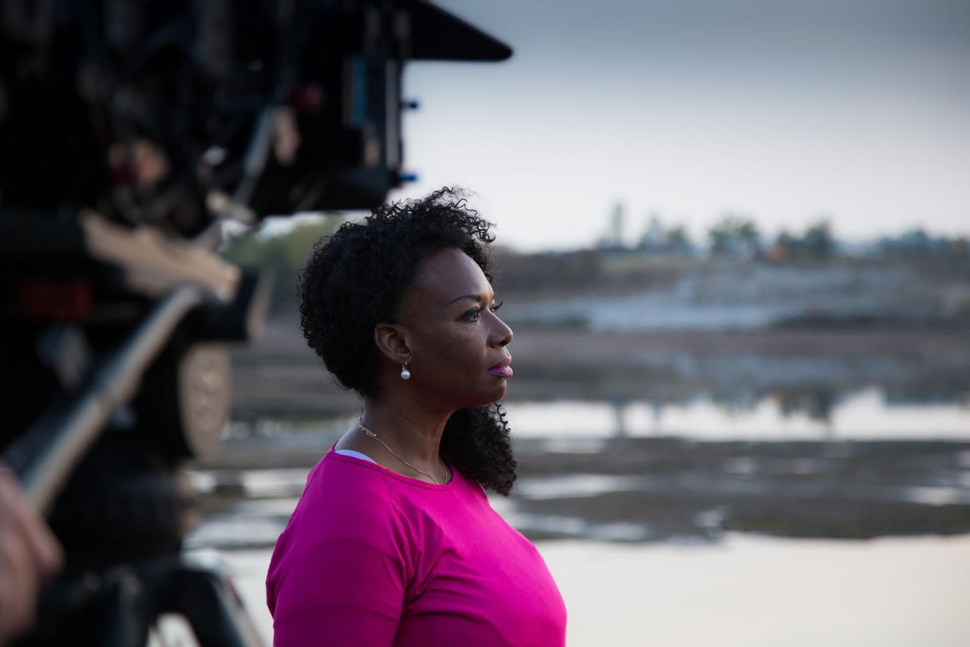 Washington Post reporter DeNeen Brown
