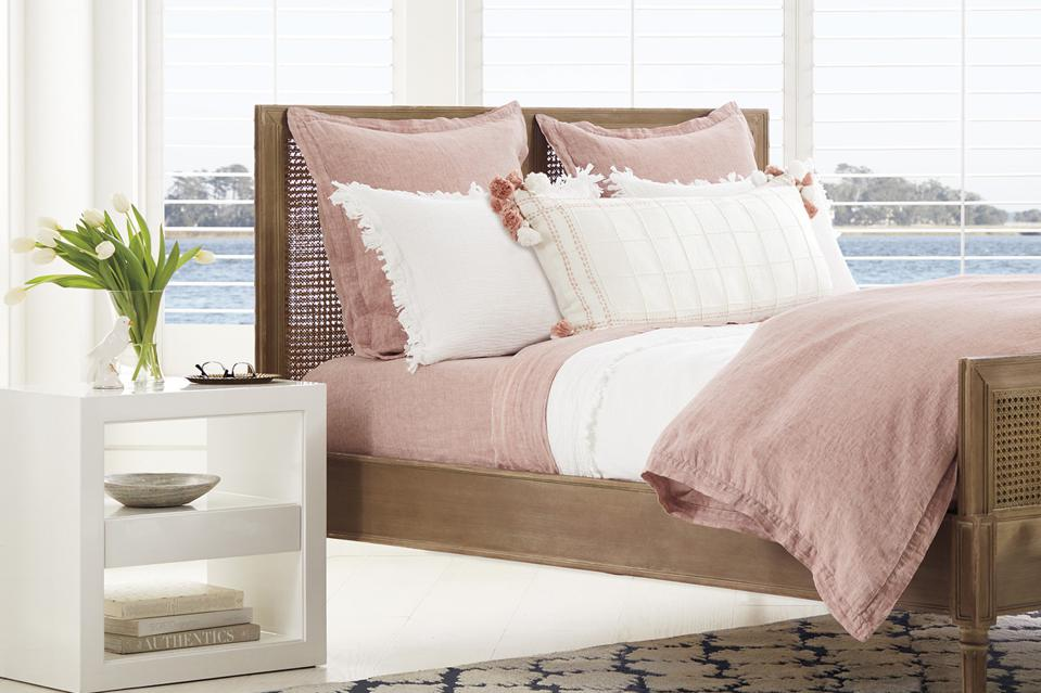 Memorial day furniture sales: Harbour Cane Bed