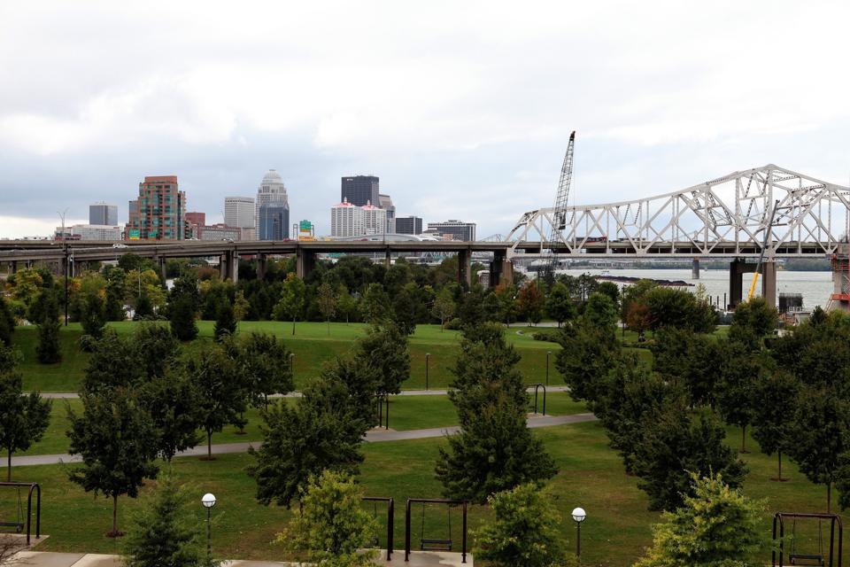Louisville Cityscapes And City Views