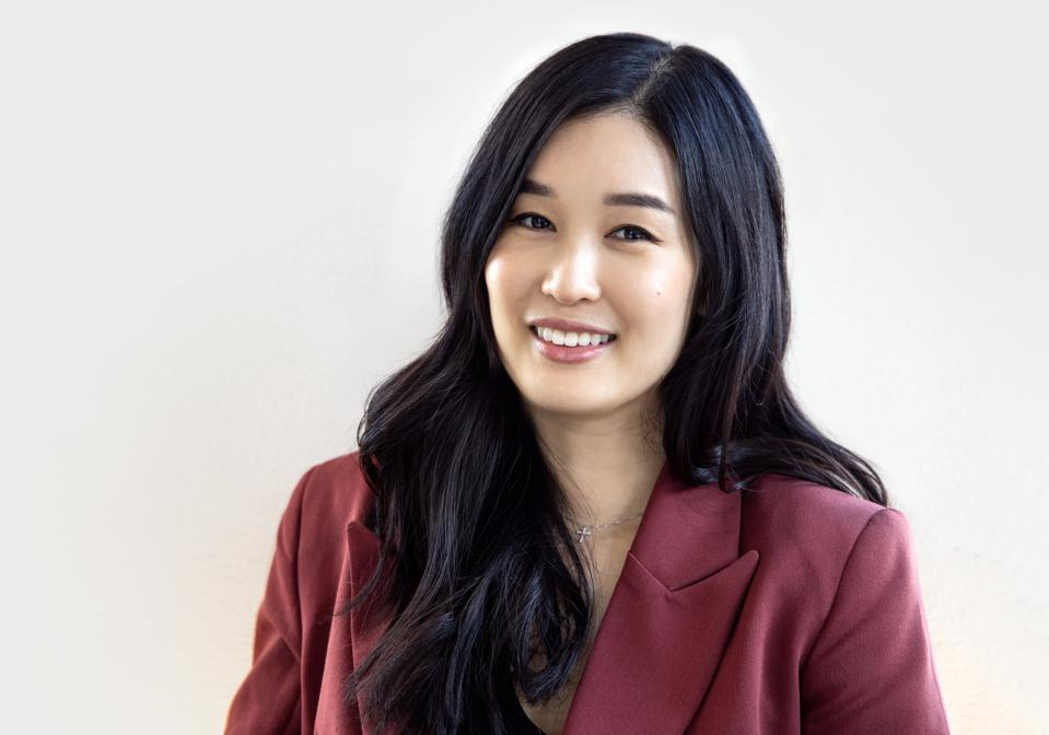 Charlotte Cho, author of ″The Little Book of Jeong″, Photo Credit: Iason Sarris
