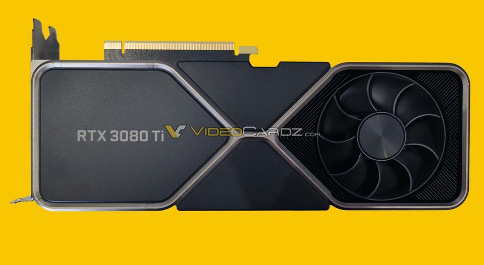 Las tarjetas de video tienen imágenes del RTX 3080D, que es mucho más genial que el RTX 3080