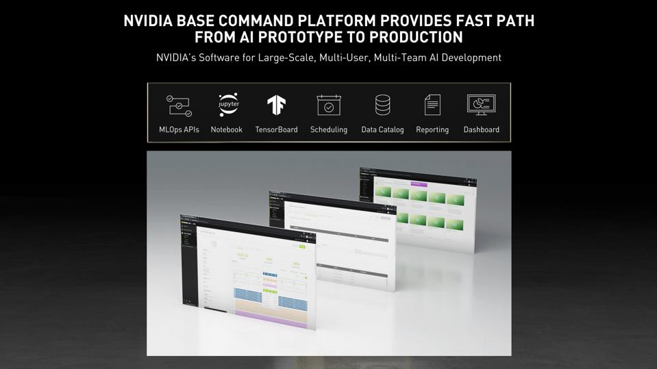Based Command is a new MLOps platform from NVIDIA