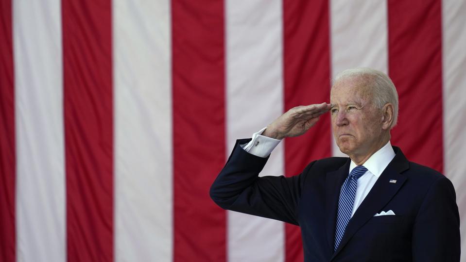 Biden Memorial Day