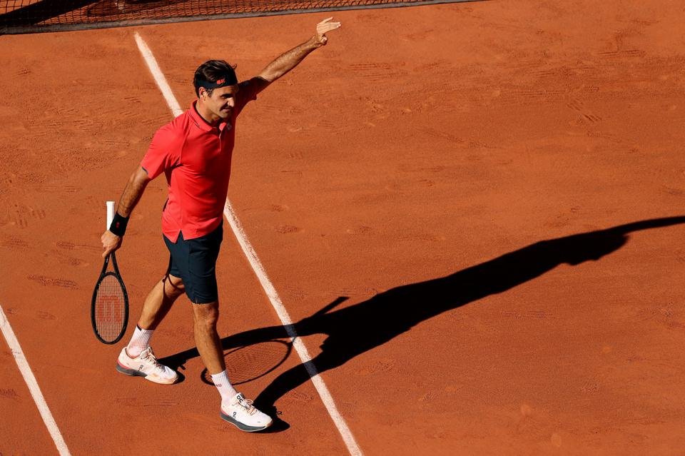 2021 French Open - Day Two