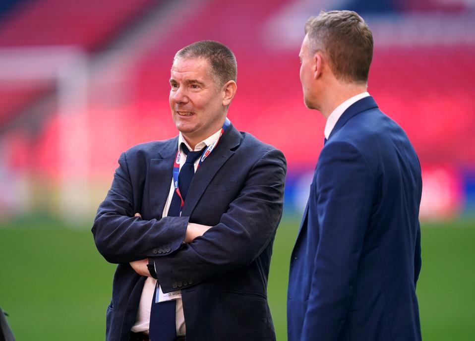 Brentford v Swansea City - Sky Bet Championship - Playoff - Final - Wembley Stadium