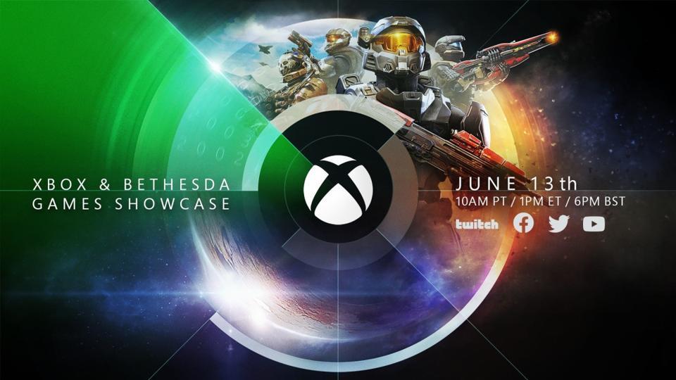 Halo artwork in the Microsoft E3 Showcase