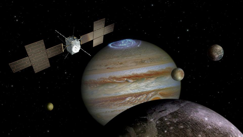 The JUpiter ICy Moons Explorer (JUICE) mission will be launched next year.