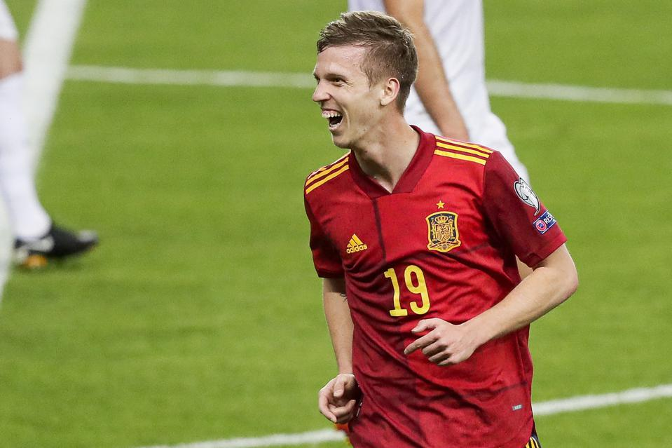 Spain  v Kosovo -World Cup Qualifier
