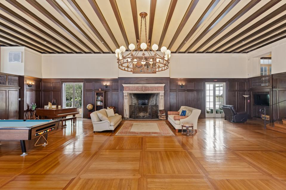 Opulent Estate from Montecito's Golden Era of Architecture moody sisters 430 hot springs