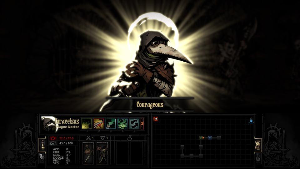 Gioco per Xbox Darkest Dungeon Bass