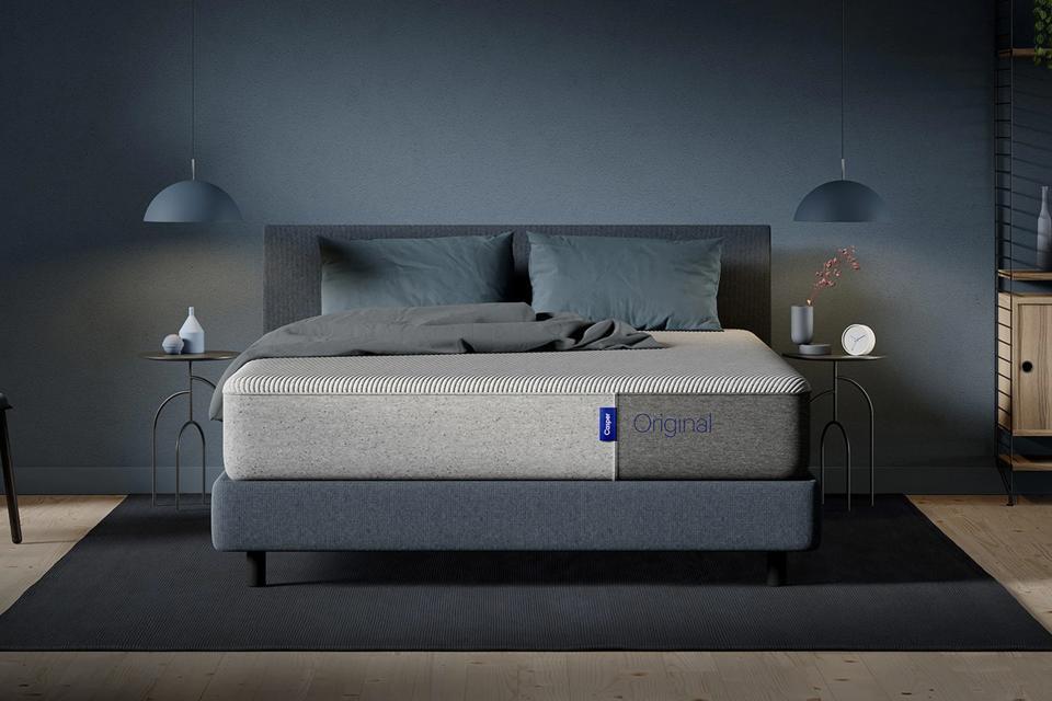 Memorial day mattress sale: Casper mattress in bedroom