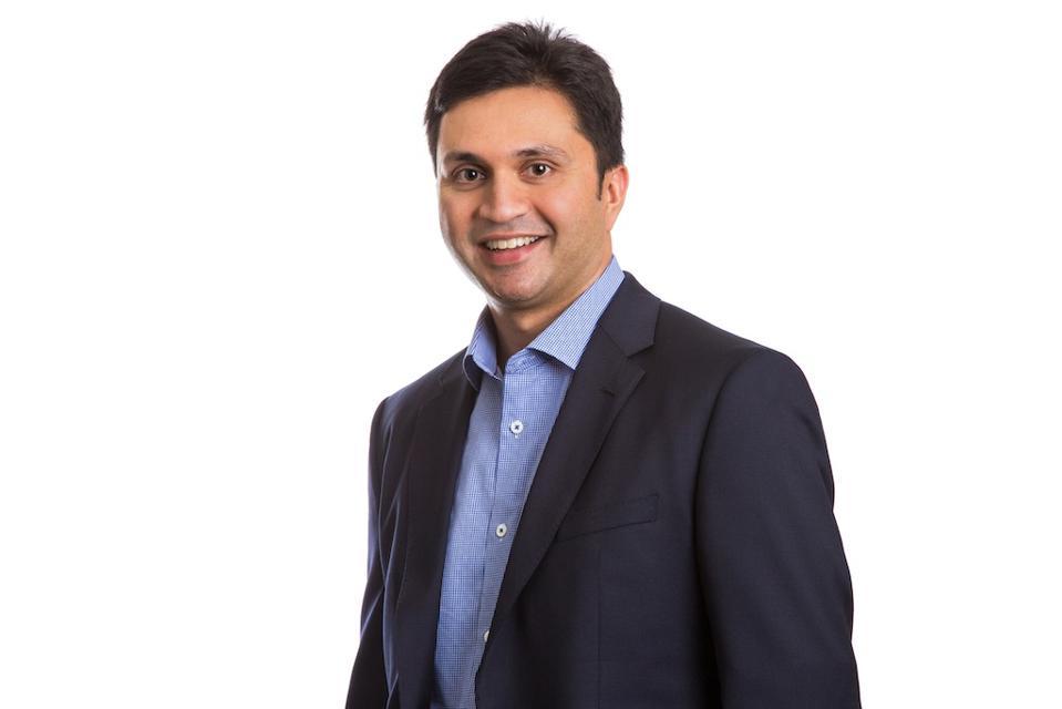 Netskope Co-Founder and CEO Sanjay Beri