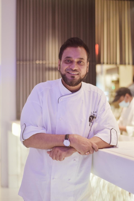 MJ Alam, εκτελεστικός σεφ και συνεργάτης του Limani