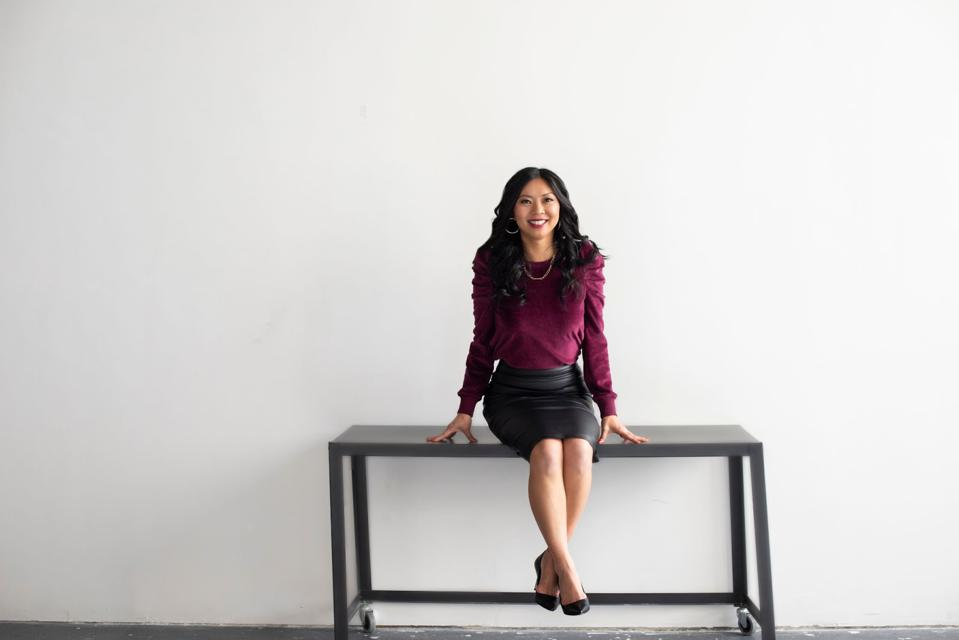 This 7-figure entrepreneur bets on the economy of creators and wins |  Stephanie burns