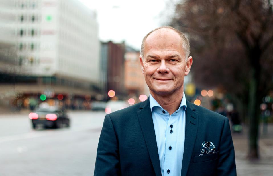 Штефан Оландер взял когда-то сонную шведскую солнечную компанию Soltech Energy, и теперь имеет его на Европе и мировых рынках.