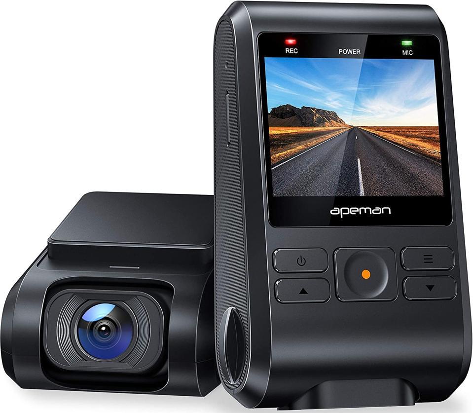 Apeman Dual Dash Cam C550