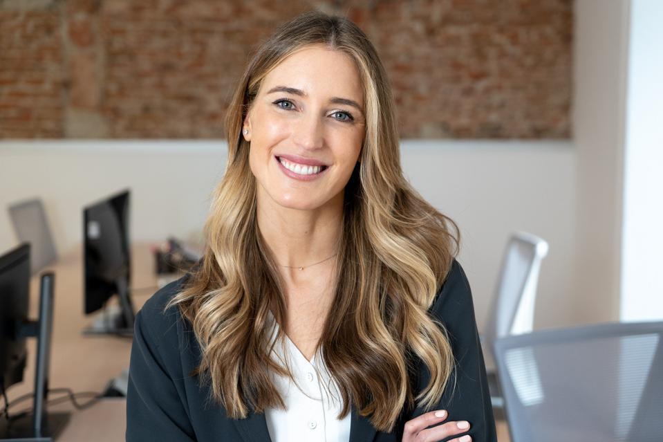 Andrea Barber (Spain),founder and CEO of RatedPower