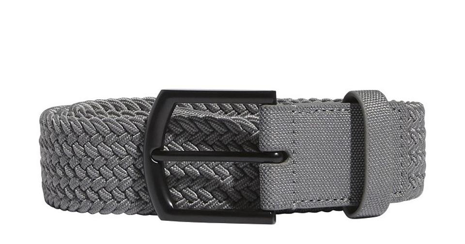 Adidas stretch braided golf belt