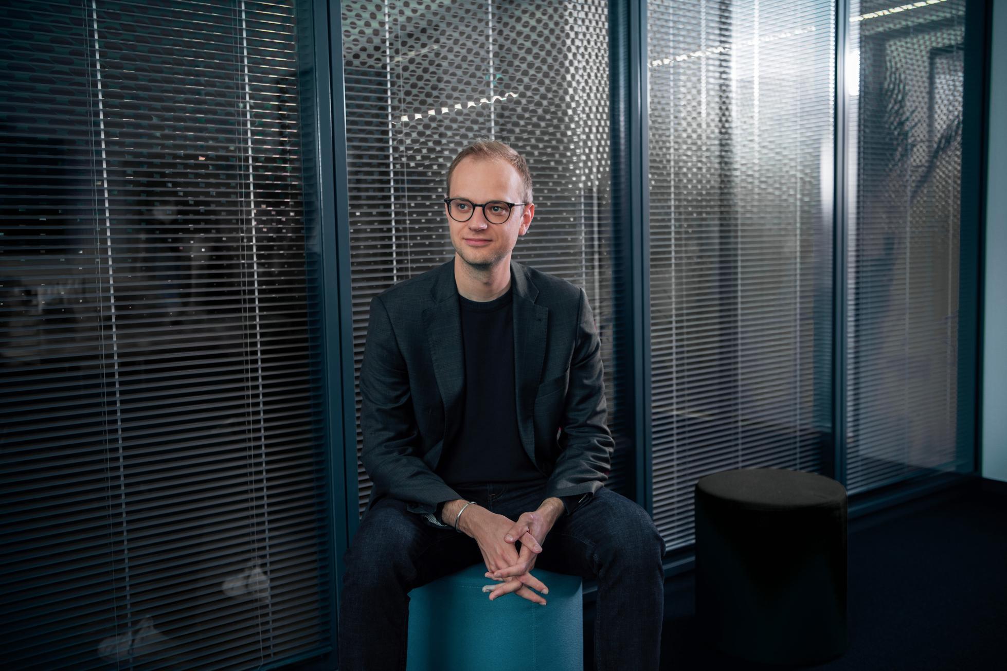 Celonis co-CEO Alexander Rinke raised $1 billion at an $11 billion valuation.