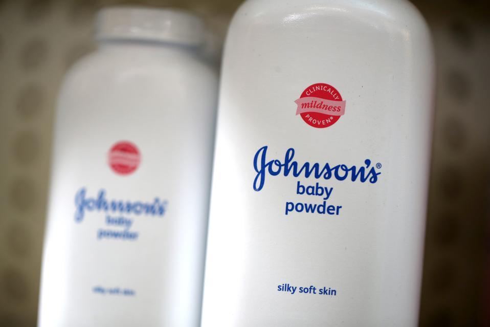 Johnson & Johnson Voluntarily Recalled Baby Powder For Asbestos Contamination