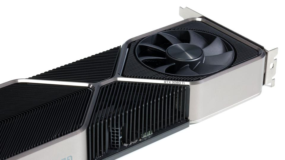 GeForce RTX 3080 Ti Cooling Solution And PCIe Power Connector