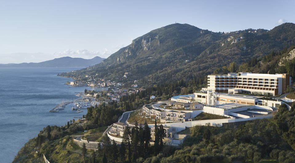 Hotel in Greece