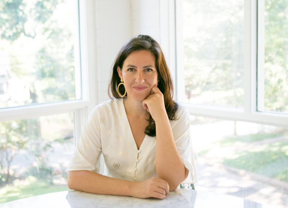 We Are Rosie founder Stephanie Nadi Olson headshot