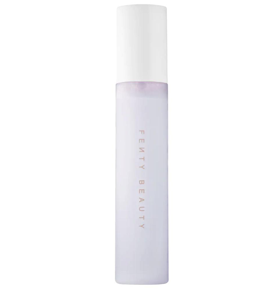 Set, Refresh And Protect Your Makeup With The 10 Best Setting Sprays- Fenty Beauty What It Dew Makeup Refreshing Setting Spray