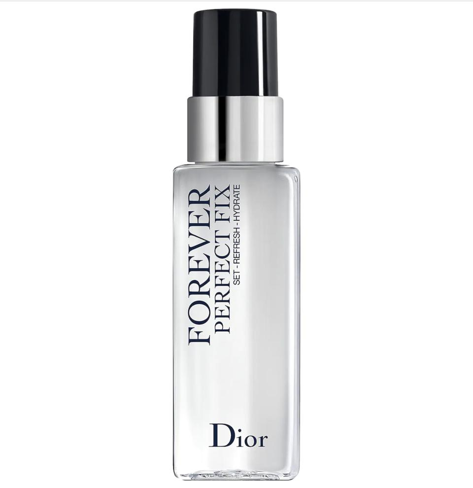 Set, Refresh And Protect Your Makeup With The 10 Best Setting Sprays- Dior Forever Perfect Fix Setting Spray